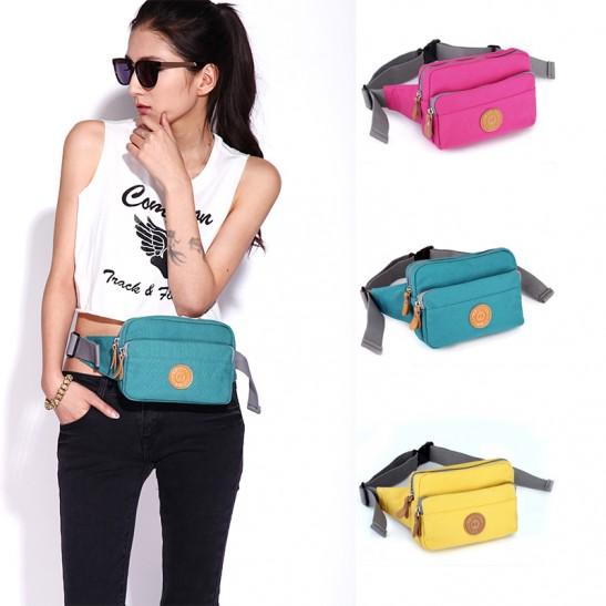 2014-Hot-Sell-Eshow-Canvas-Waist-Pack-Bag-Belt-Sport-Waist-Bag-Women-Messenger-Bags-Designer