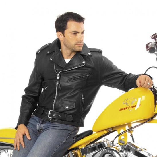 4050_Basic_Motorcycle_Jacket_Black