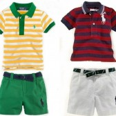 Baby Polo Shirts (3)
