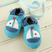 Baby Soft leather shoes (2)