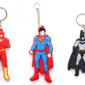 Cartoon-Anime-Batman-Superman-Key-Chain-Fashion-Flash-Man-font-b-Keychains-b-font-For-Keys