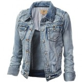 Denim jackets (2)