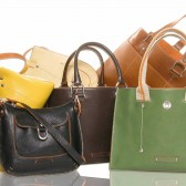 Leather bags (12)