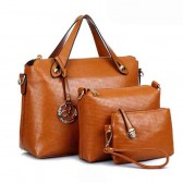 Leather bags (3)