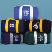 Licensed Canvas Gym Bag