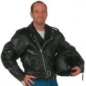 Motorbike leather jackets (6)