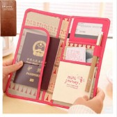 Travel and Document Wallet (2)
