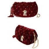 Velvet bags (3)