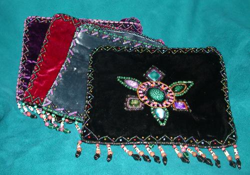 Velvet bags (9)