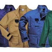 Work jackets (2)