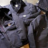Work jackets (4)