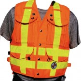 Work vests (8)